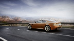 aston martin,virage