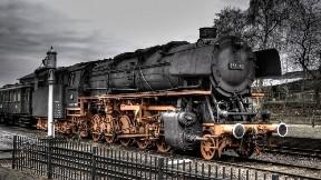 hdr,tren,gökyüzü