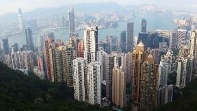 hong kong,şehir,kule