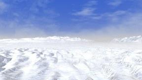 kar,gökyüzü,dağ