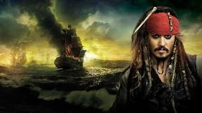 karayip korsanları,gizemli denizlerde,film,johnny depp