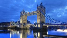 londra,köprü,akşam,nehir