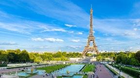 paris,şehir,eyfel,gökyüzü