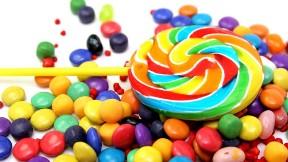 renkli,şeker