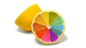 renkli,limon