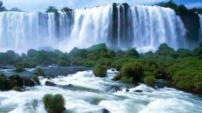 doğa,şelale,nehir