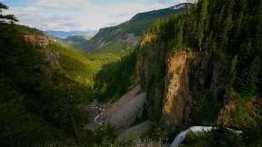 doğa,şelale,nehir,vadi