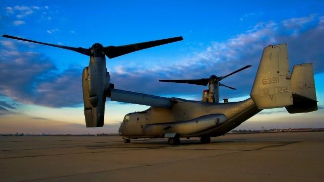Bell-Boeing V-22 Osprey 4