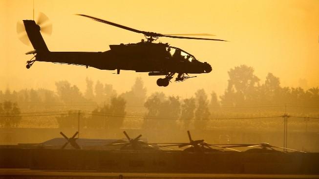 Boeing AH-64 Apache Helikopteri