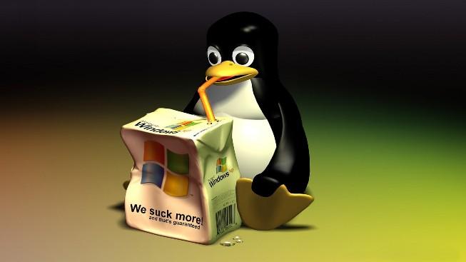 Linux ve Windows Xp