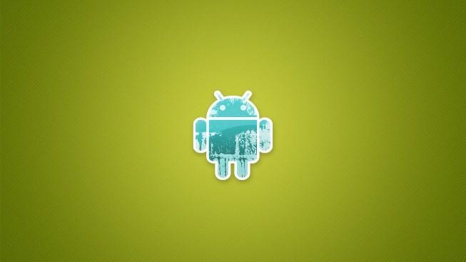 Android Logo Duvar Kağıdı
