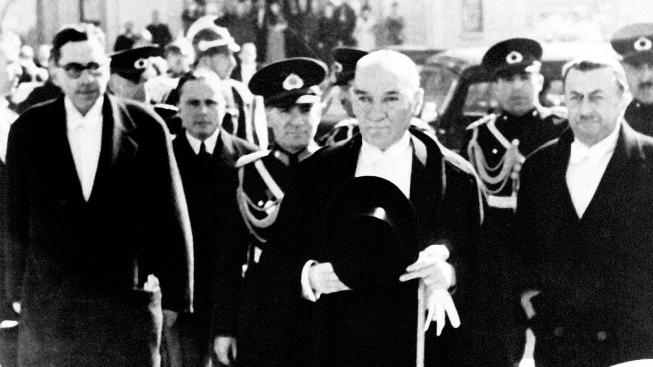Mustafa Kemal Atatürk Duvar Kağıdı
