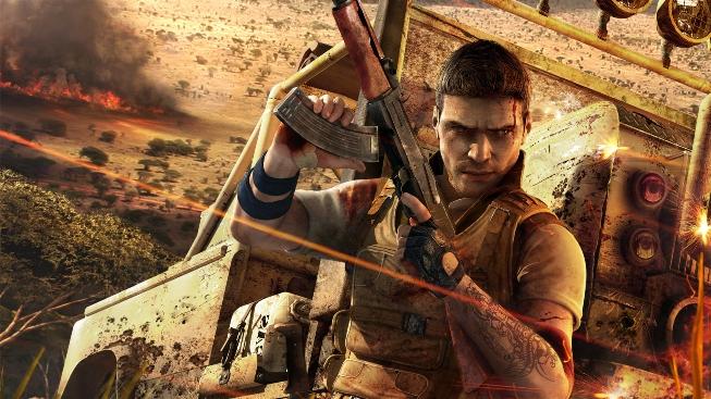 Far Cry 2 Duvar Kağıdı 3
