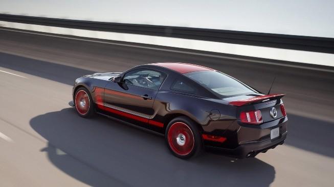 Mustang Boos 302 Laguna Seca