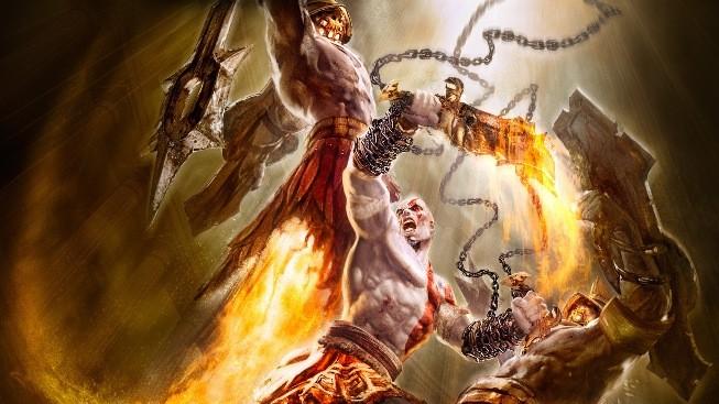 God Of War 2 Wallpaper Full Hd Masaüstü Arkaplanı Ve Duvar