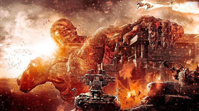 God Of War 3 Duvar Kağıdı