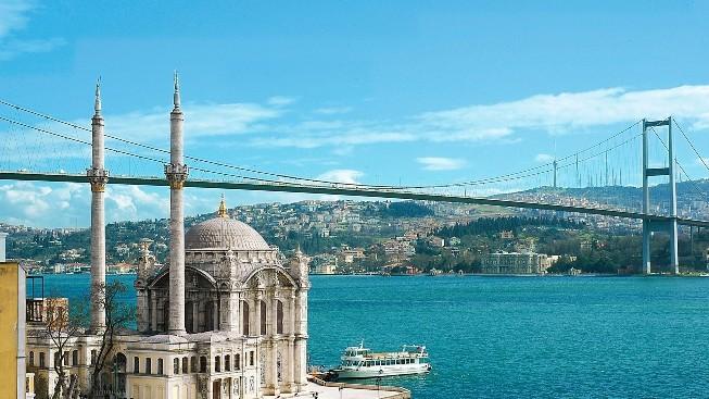 İstanbul Boğaz Köprüsü