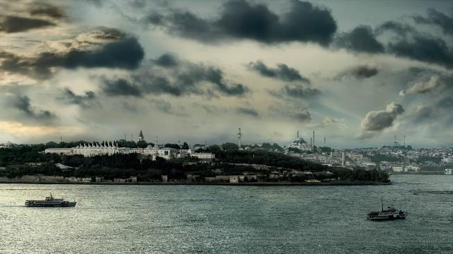 İstanbul Masaüstü Resimi