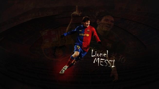 Lionel Messi Duvar Kağıdı