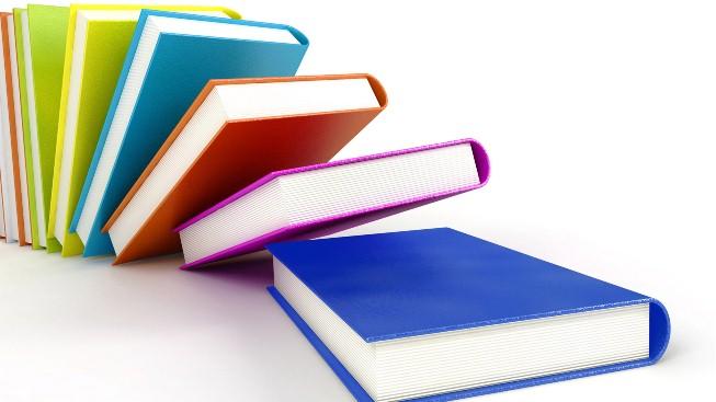 Renkli Kitaplar