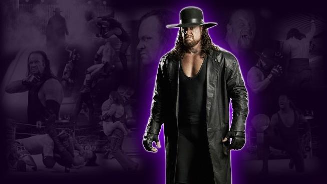 The Undertaker Duvar Kağıdı