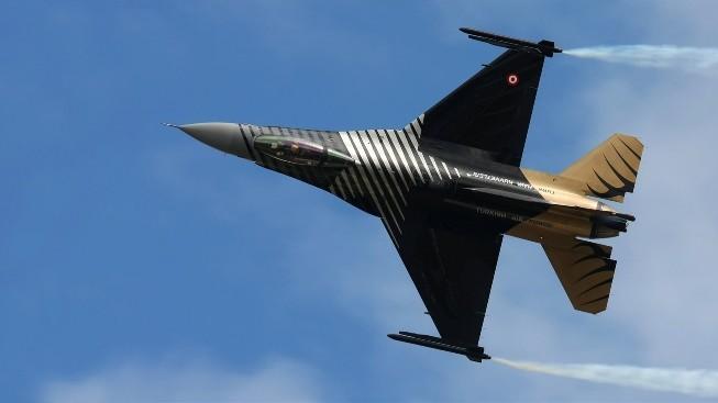 Solo Türk F-16 Gösteri Ekibi