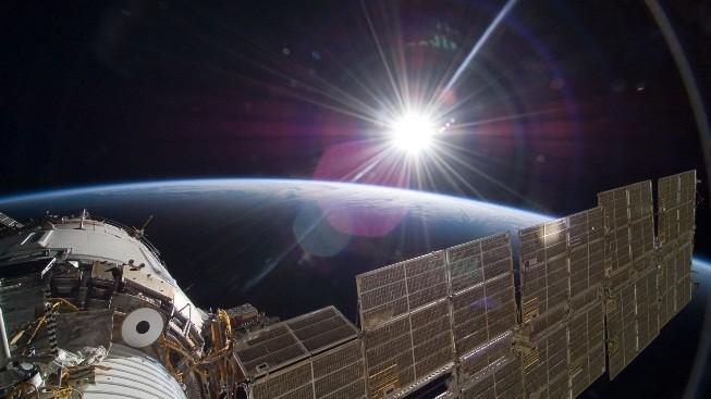 Uzay Mekiğinden Dünya Yüzeyi