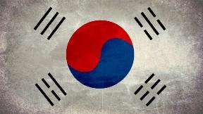 bayrak,güney kore