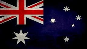 bayrak,avustralya