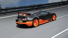 bugatti,veyron,super sport,sürüş