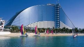 dubai,jumeirah beach,kumsal,deniz,gökyüzü