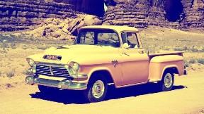 eski,gmc,araba