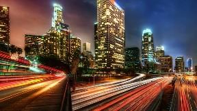 şehir,hdr,gece,cadde
