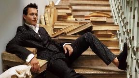 johnny depp,aktör,sanatçı