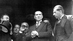 mustafa kemal atatürk,tarih,lider