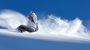 snowboard,kar,güneş