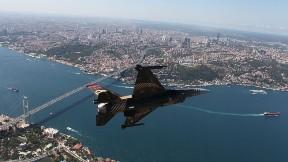 solo türk,f-16,gösteri,istanbul