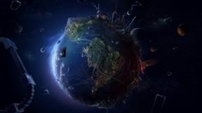 dünya,uzay,gezegen,soyut