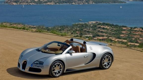 Bugatti Veyron Grand Sport Cabrio