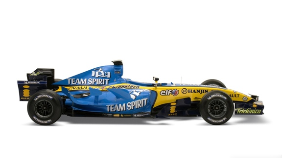 Formula 1 Renault Aracı