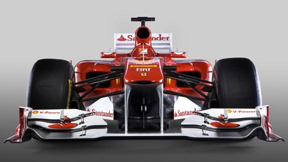 Formula 1 Ferrari 2012