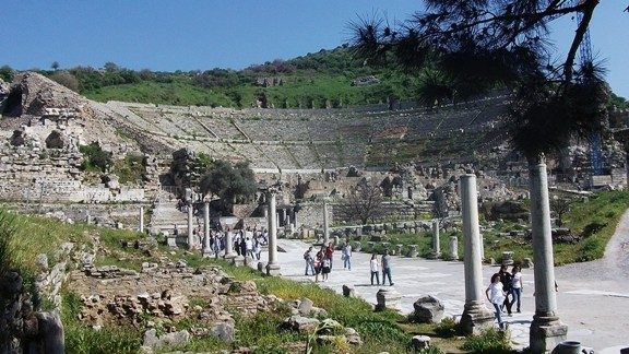 İzmir Efes Antik Kent