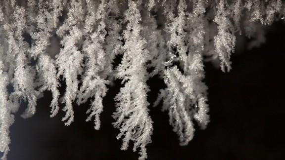 Kristalleşmiş Buzlar