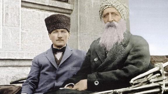 Mustafa Kemal Atatürk ve Diyap Ağa