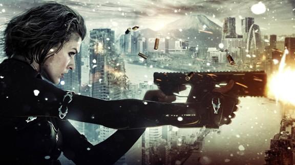 Resident Evil 5: intikam