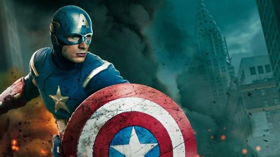 Yenilmezler Kaptan Amerika