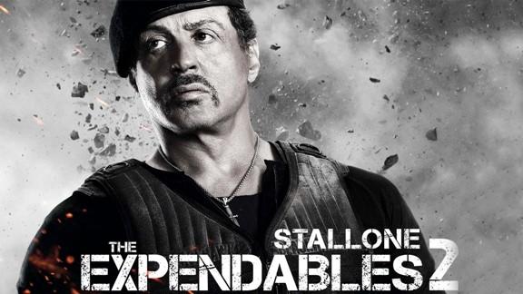 Cehennem Melekleri 2 Sylvester Stallone
