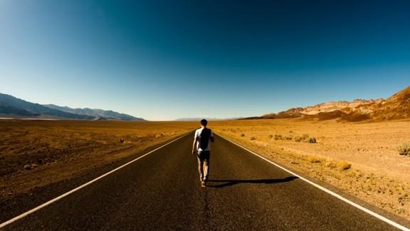Uzun Bir Yürüyüş
