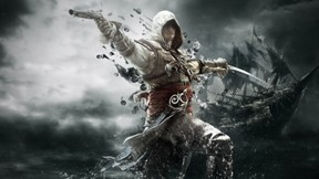 assassins creed,black flag,tps,oyun