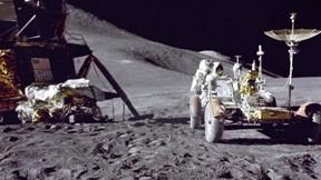 astronot,ay,uzay,mekik